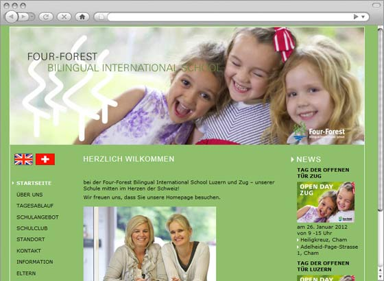 Four Forest Bilingual International School